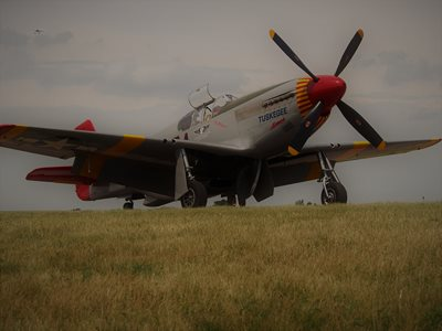 "North American P-51C ""Mustang"""