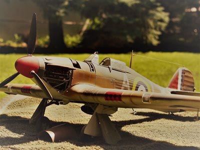 """Hawker """"Hurricane"""""""