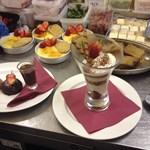 Italian dessert