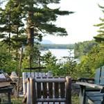 Moosehead Lake, Maine, USA July 2017