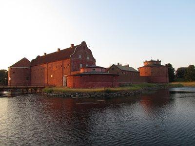 the castle ... Citadellet