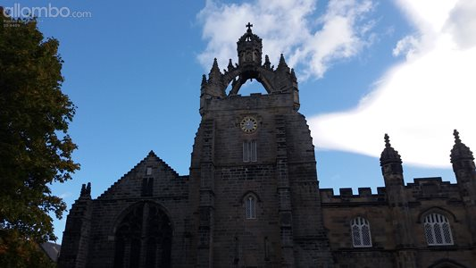 Kings College, Old Aberdeen