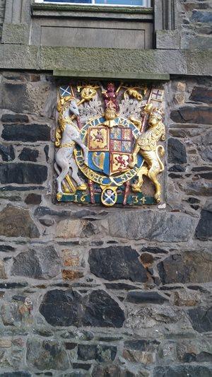 Heraldic shield x