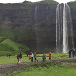 Iceland waterfall 2
