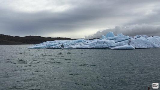 Iceland glacier lagoon 3