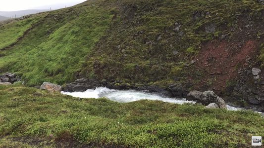 Iceland waterfall 4